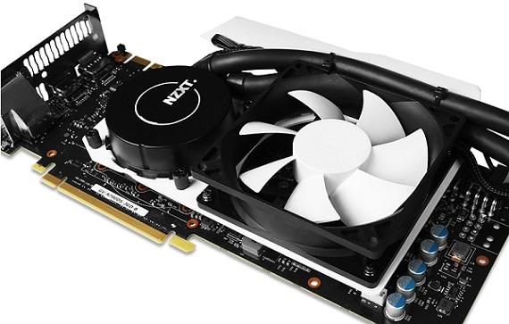 Refrigerador líquido para GPU Kraken G10 de NZXT