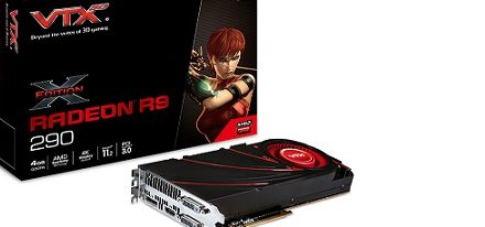 Venden tarjetas de video radeon R9 290 flasheadas a R9 290x