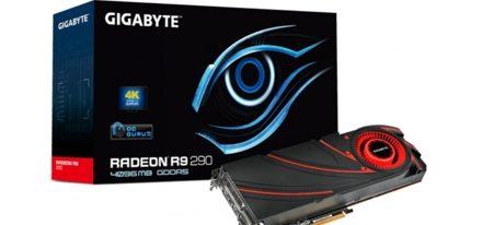 Gigabyte lanza su tarjeta gráfica Radeon R9 290