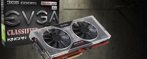 Lanzada oficialmente la GeForce GTX 780 Ti Classified K|NGP|N Edition de EVGA