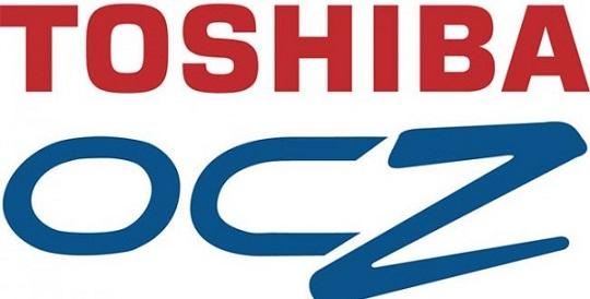 OCZ + Toshiba