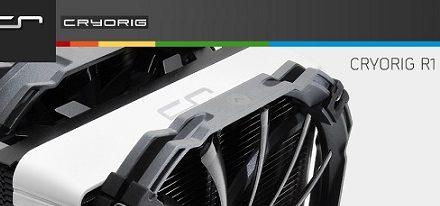 La empresa Cryorig debuta con su CPU Cooler «R1»