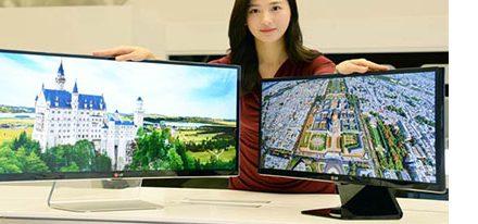 Nuevos monitores de LG 4K para el CES 2014