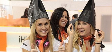 CES 2014 – Booth Babes
