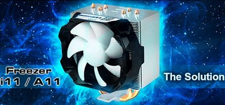 Arctic presenta sus disipadores para CPU Freezer i11 & Freezer A11