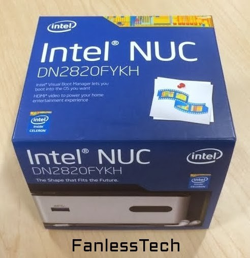 Intel NUC - DN2820FYKH