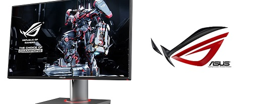 CES 2014 – Monitor gaming de 27″ ROG Swift PG278Q de Asus