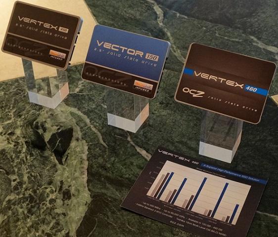 SSD Vertex 460 de OCZ
