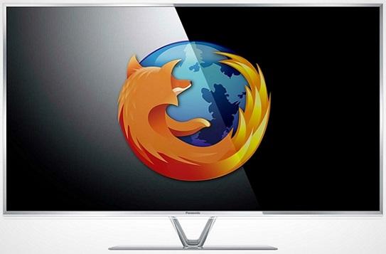 Panasonic + Firefox OS