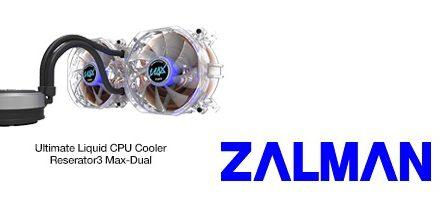 CES 2014 – Refrigeración líquida Reserator 3 Max Dual de Zalman