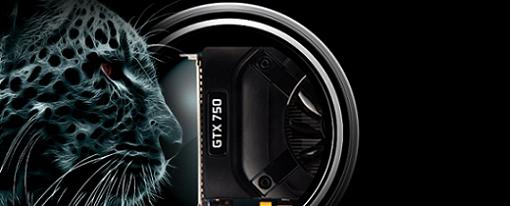 Imágenes y especificaciones de la GeForce GTX 750