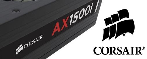 CES 2014 – Corsair anuncia su nueva fuente de alimentación AX1500i