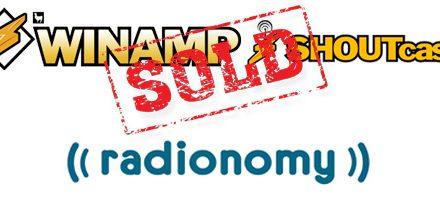 AOL reporta venta de Winamp y Shoutcast a Radionomy