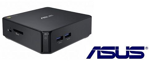 Asus anunció su Chromebox