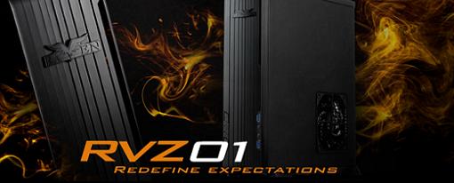 Case RVZ01 de SilverStone