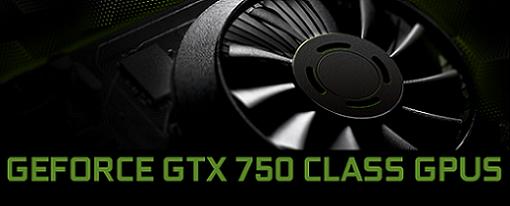 Nvidia hace oficiales sus GeForce GTX 750 Series