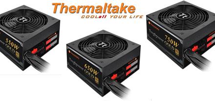 Thermaltake presenta tres fuentes de alimentación de la serie Toughpower Gold