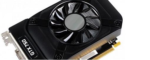 Nuevas imágenes de la GeForce GTX 750 de Nvidia