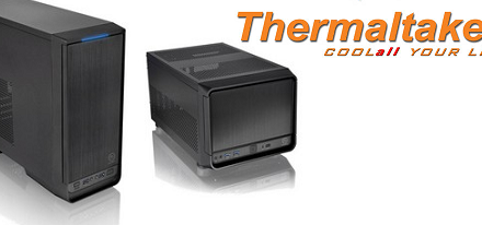Thermaltake presenta sus cases Urban S1 y Urban SD1