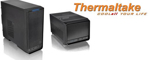 Thermaltake presenta sus cases Urban S1 y Urban SD1