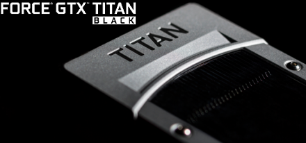 Nvidia lanza su GeForce GTX TITAN Black