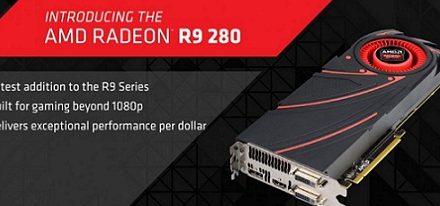 AMD lanza oficialmente la Radeon R9 280