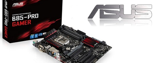ASUS presenta su tarjeta madre B85-Pro Gamer