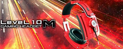 Tt eSPORTS lanza sus audifonos Level 10 M Blazing Red Edition