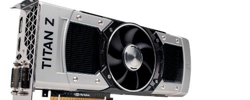 Nvidia anuncia la GeForce GTX TITAN Z
