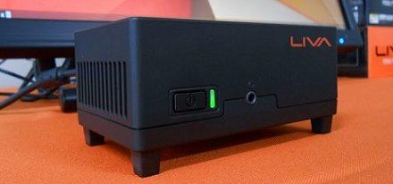 ECS mostró su Mini-PC Liva