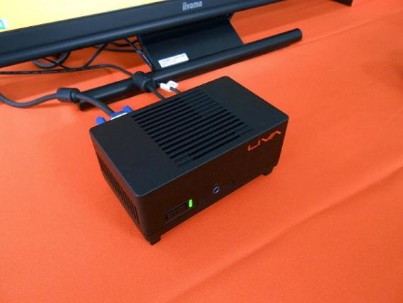 Mini-PC LIVA de ECS