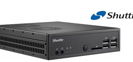 Shuttle lanza su Slim PC DS81