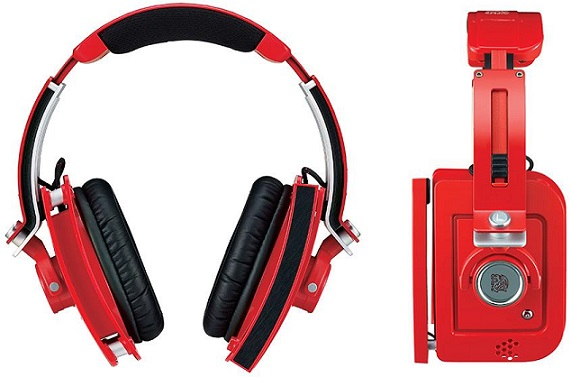 Tt eSports Level 10 M Blazing Red