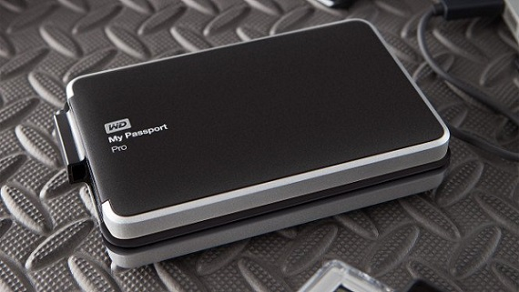 My Passport Pro de Western Digital