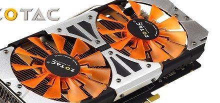 Nueva GeForce GTX 750 Ti Thunderbolt de Zotac