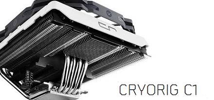 Cryorig hace oficial su CPU Cooler C1