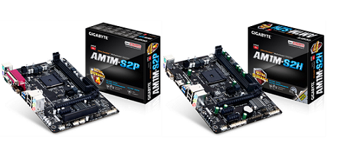 Gigabyte anunció dos nuevas tarjetas madres con socket AM1