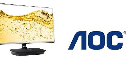 AOC anuncia su monitor de 24 pulgadas i2473Pwm