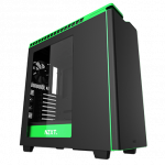 NZXT H440 Special Edition Colors - Green