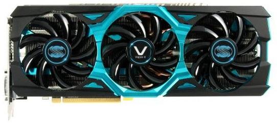 Radeon  R9 290 Vapor-X OC de Sapphire