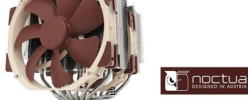 Noctua presenta su CPU Cooler NH-D15