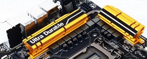 Gigabyte exhibe un adelanto de sus placas base con chipset Z9