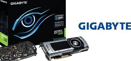 GTX Titan Black con sistema de refrigeración WindForce de Gigabyte
