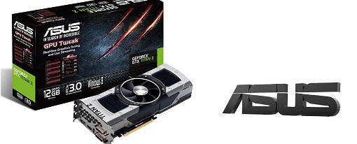Asus notifica la disponibilidad de su tarjeta gráfica GeForce GTX TITAN-Z
