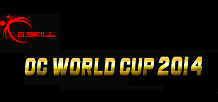 G.Skill hará la final del OC World Cup 2014 en la Computex