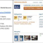 GIGABYTE_9Series_SOC_records UNIGINE HEAVEN x2 GPU