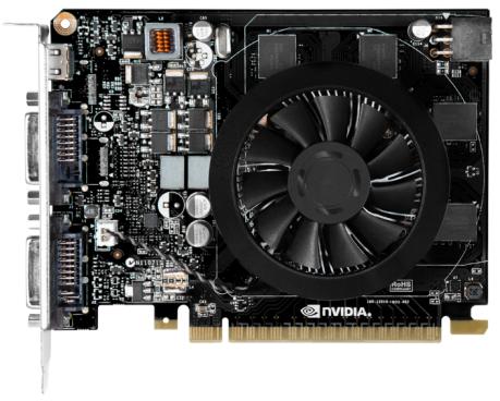 GeForce GT 740 de Nvidia