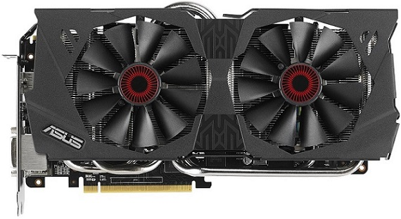 Strix R9 280 3GB - Strix GTX 780 6GB de Asus