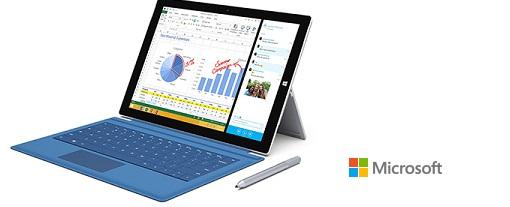 Microsoft lanza su tablet Surface Pro 3