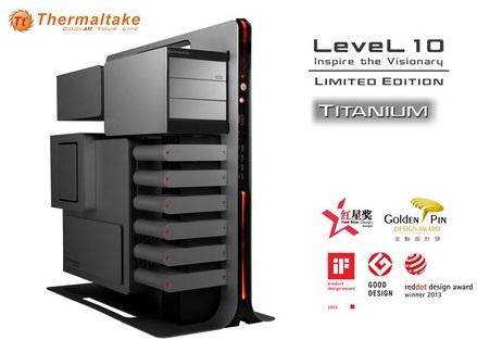 Thermaltake Level 10 Titanium Edition